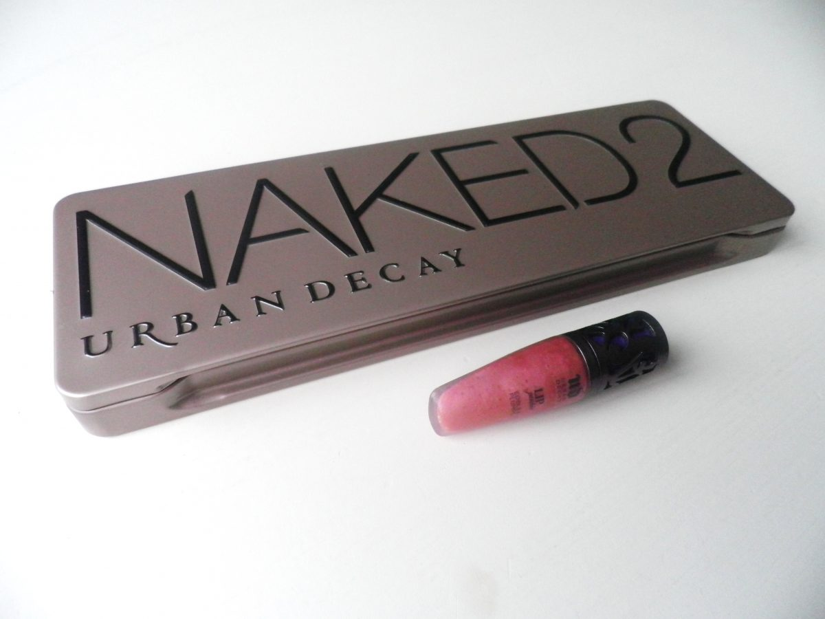 New in: Urban Decay Naked 2 oogschaduwpalette - Beautydagboek