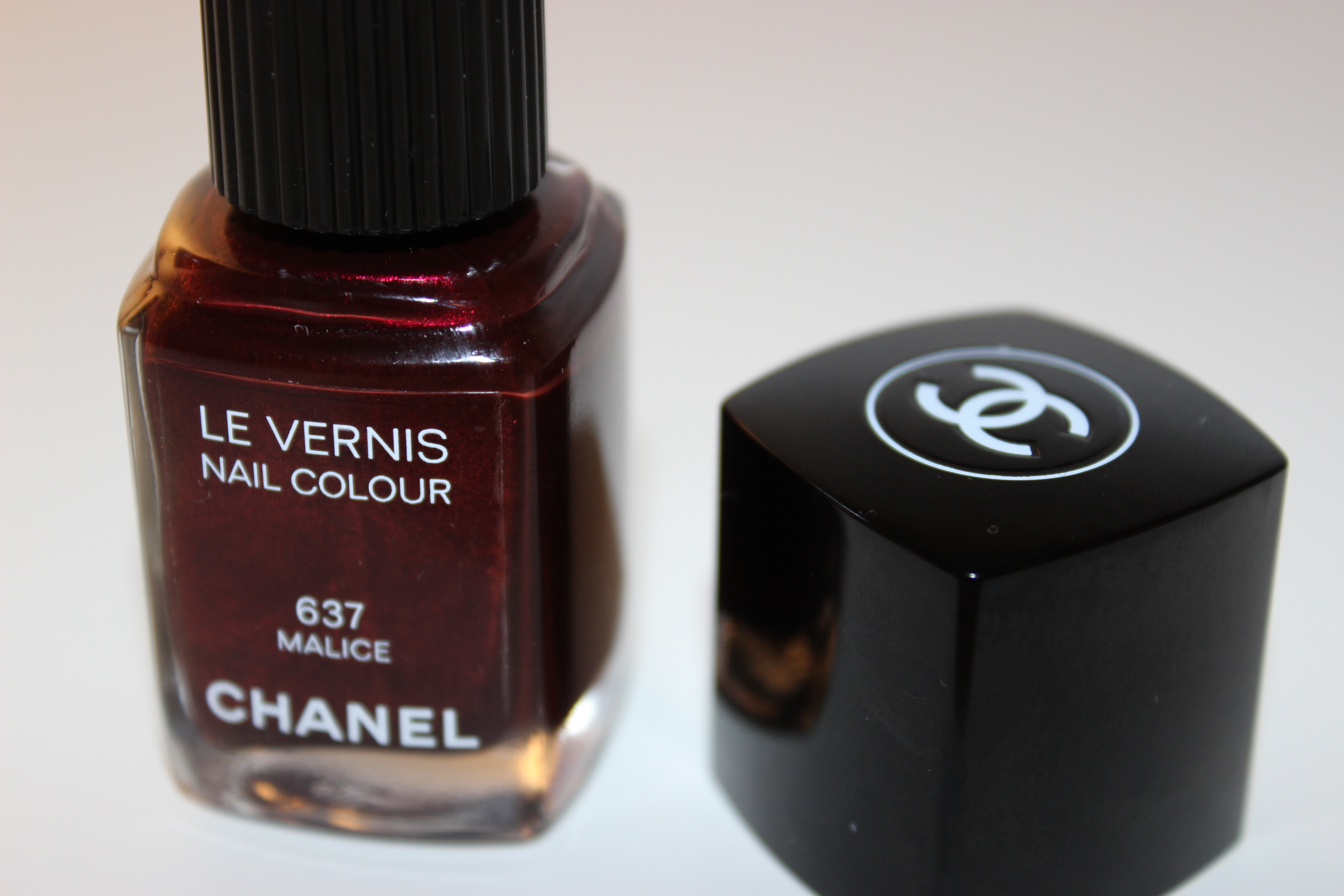 0b3317c14cd Review: Chanel le vernis nail colour Malice - Beautydagboek