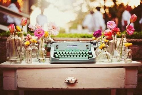 writer typemachine