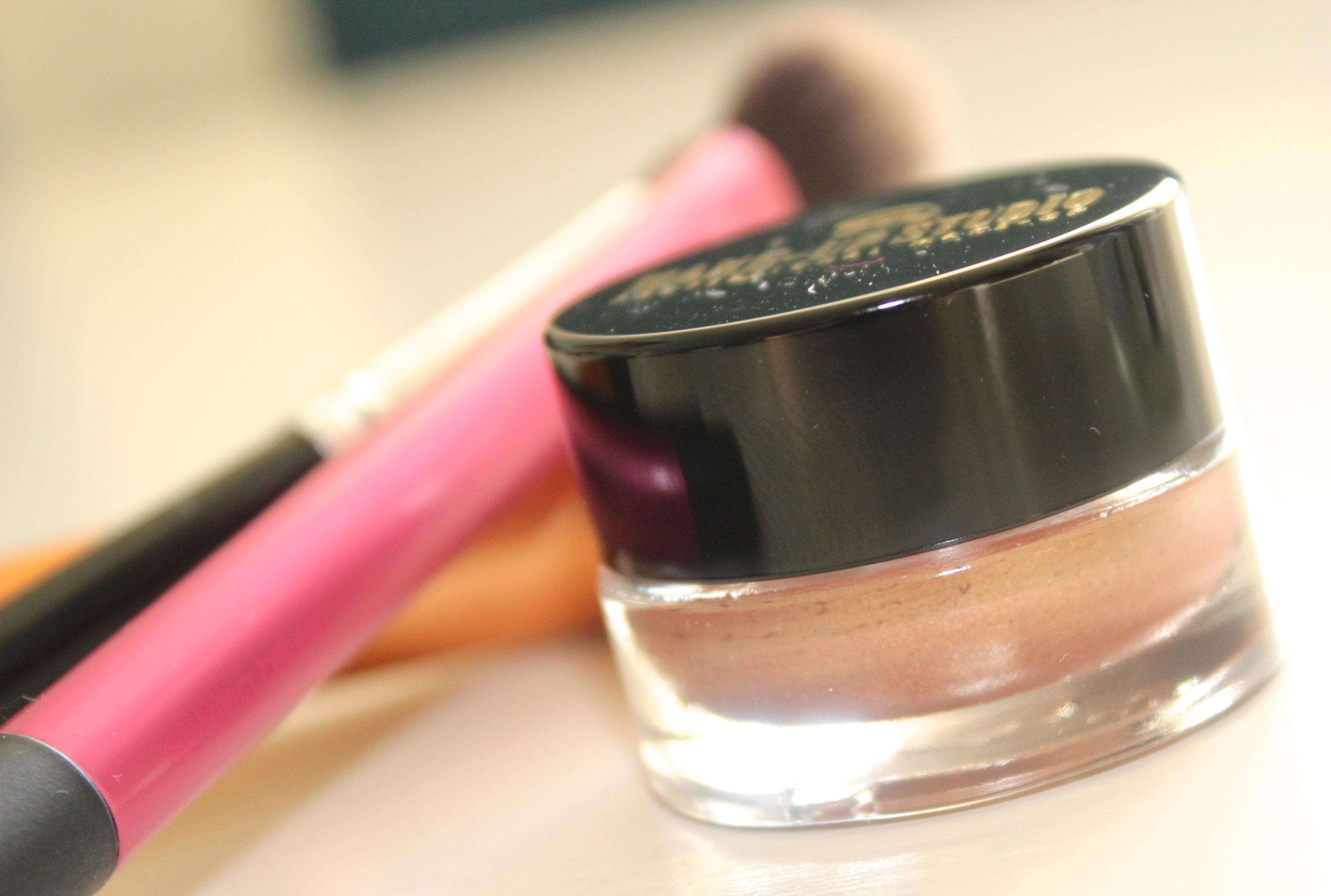 Make-up studio durable eyeshadow mousse be bronze 1