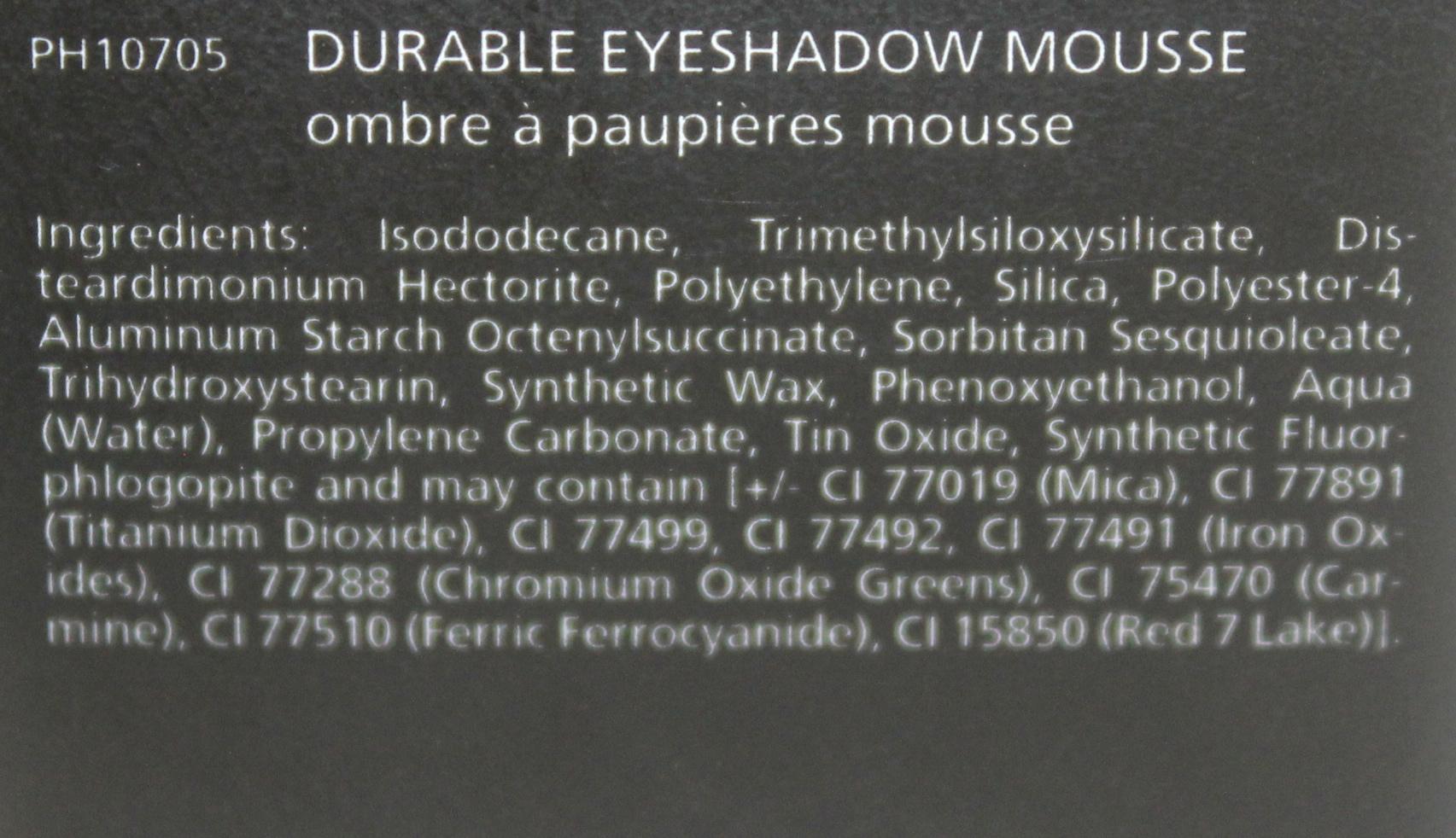 Make-up studio durable eyeshadow mousse be bronze ingredients