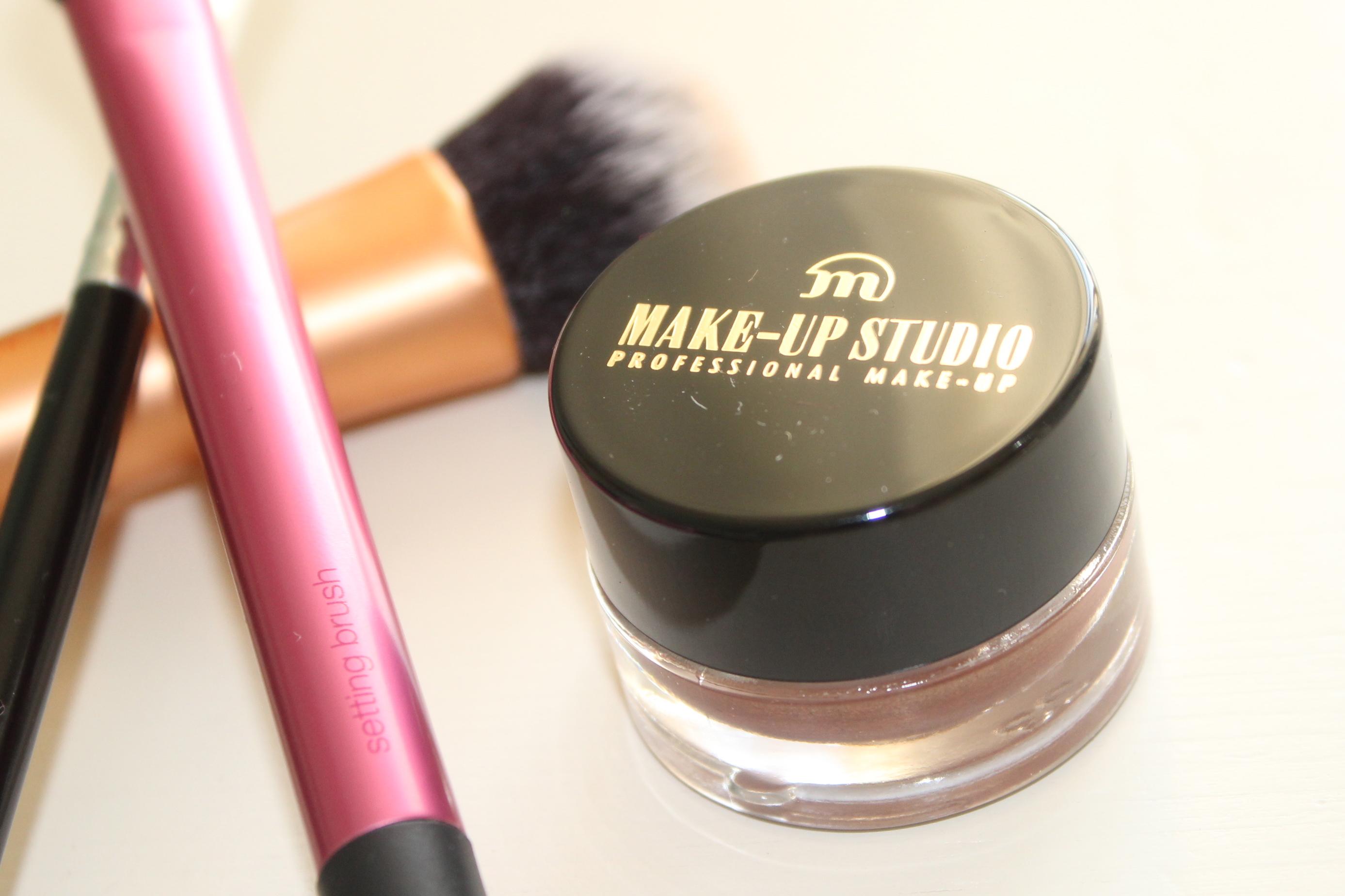 Make-up studio durable eyeshadow mousse be bronze