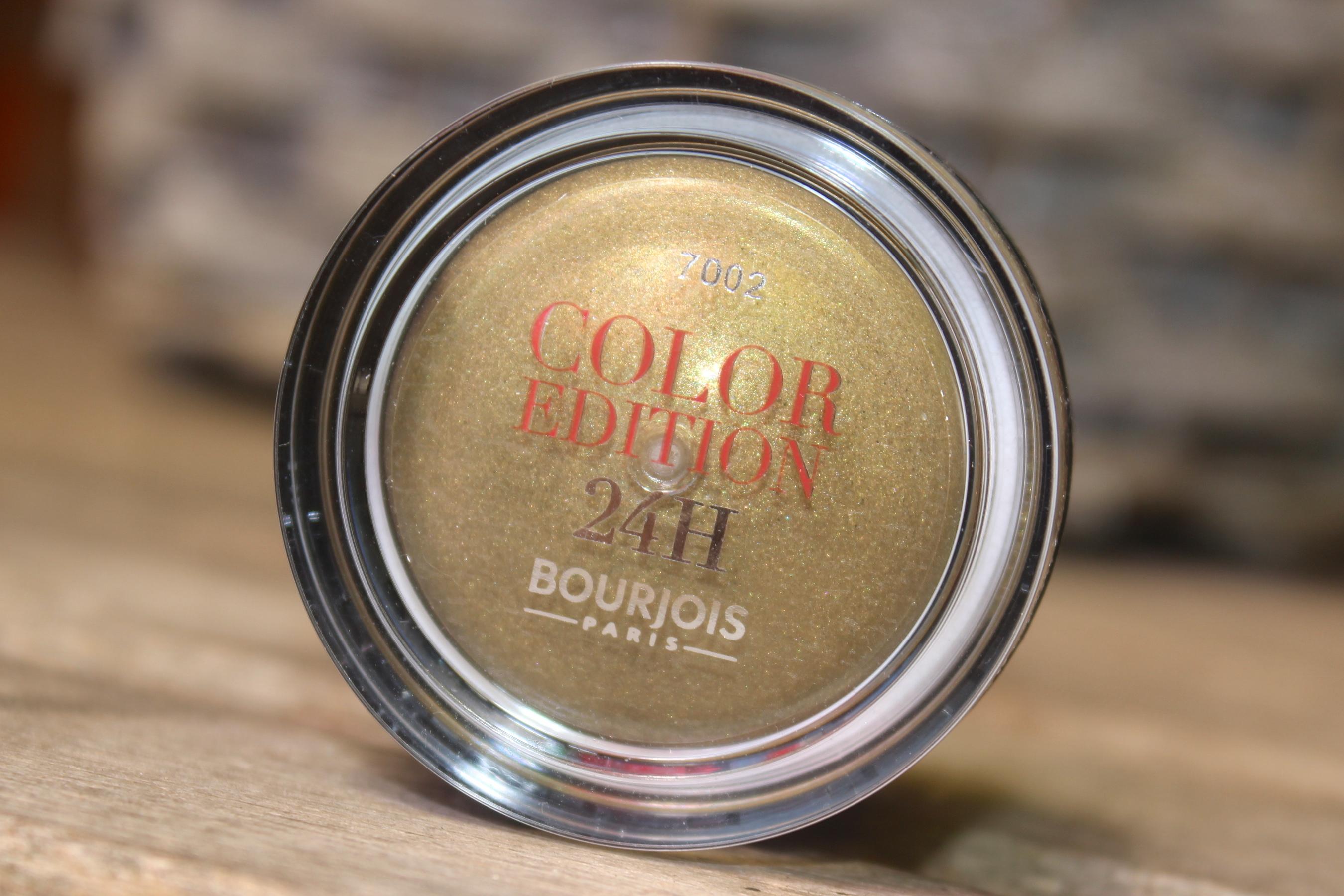 Bourjois Color edition 24h kaki cheri