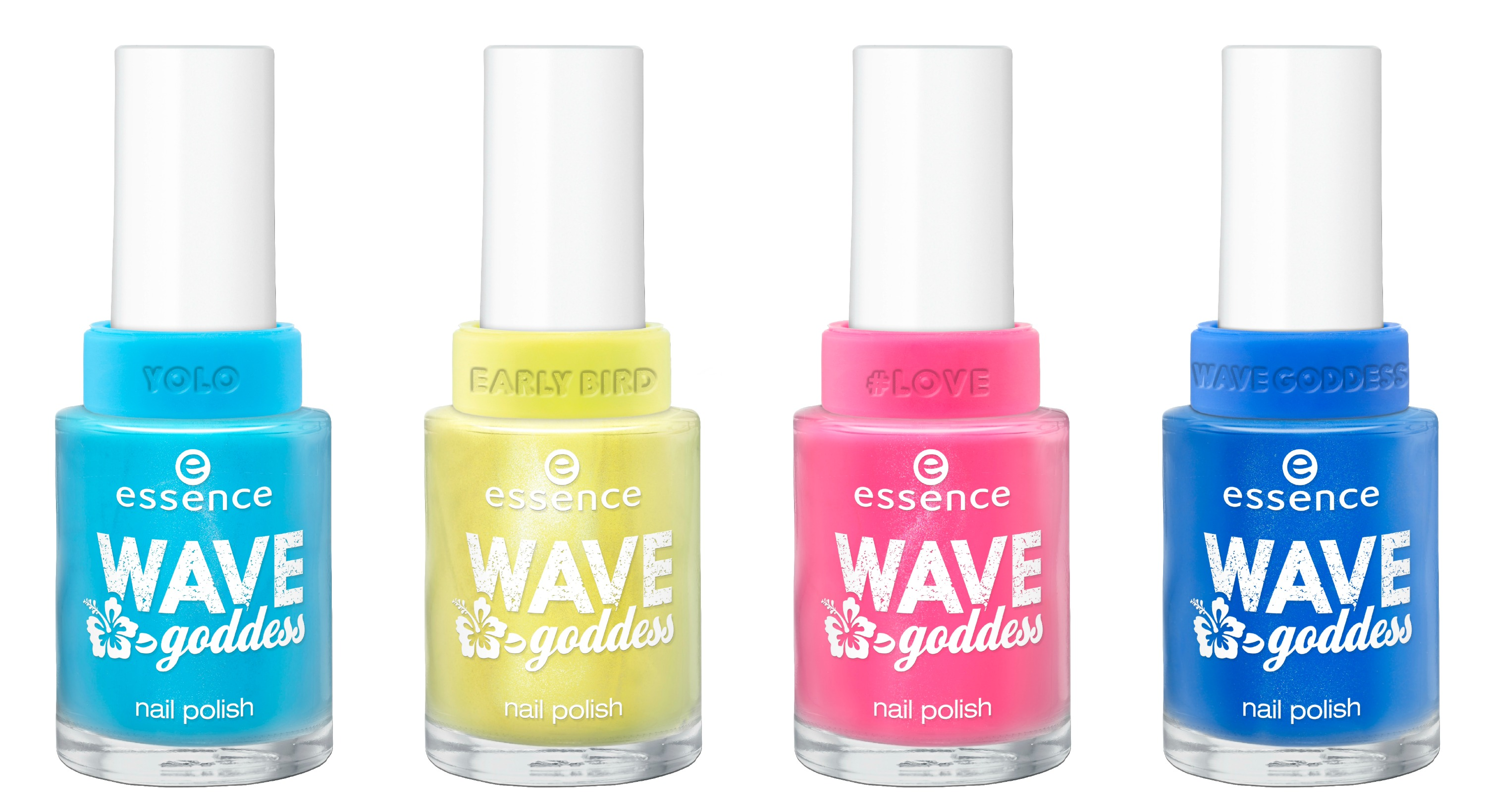 Essence wave goddess nail polish