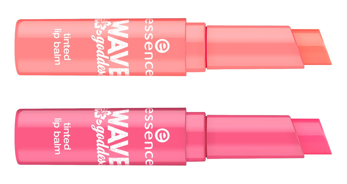 Essence wave godess tinted lipbalm