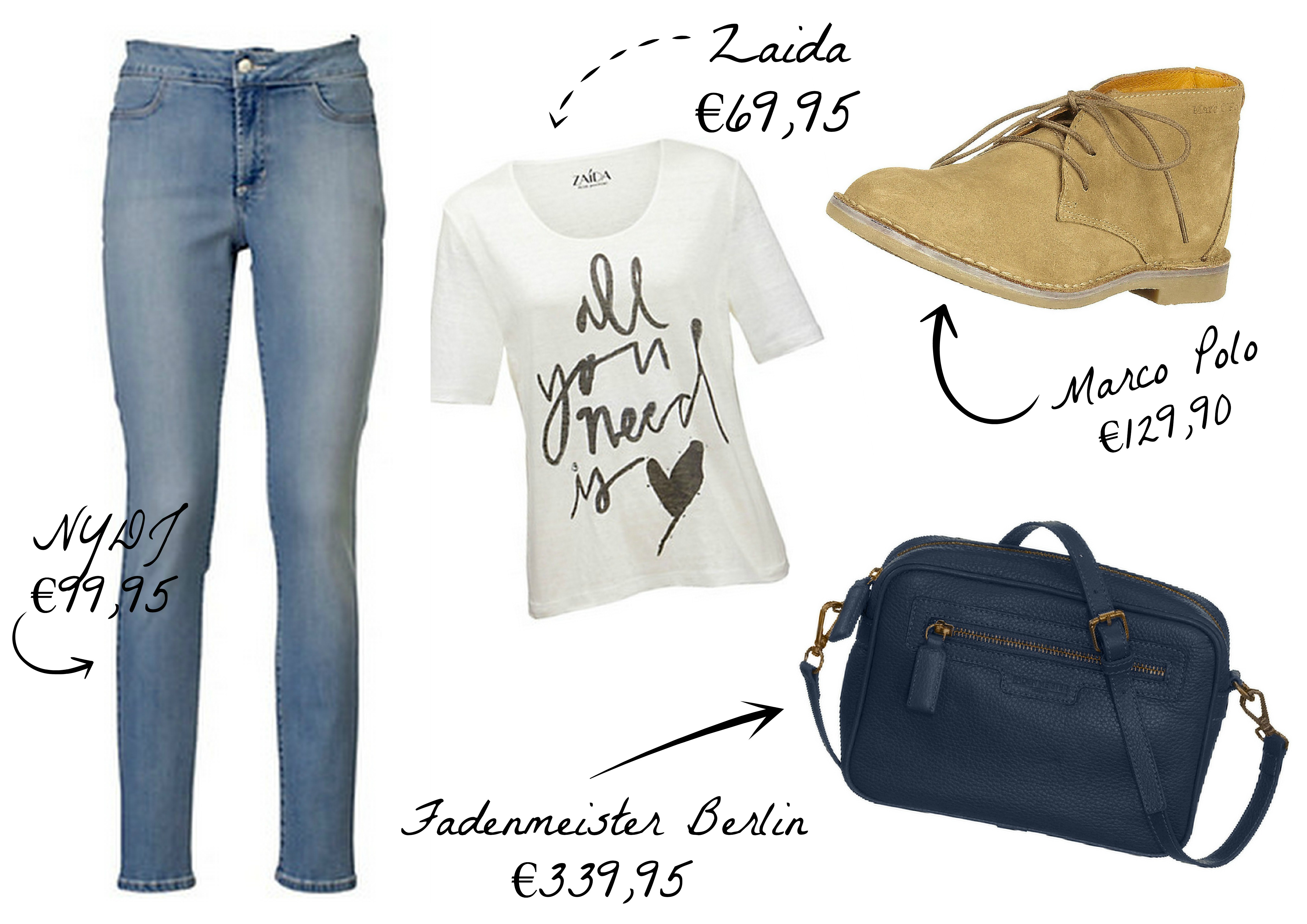 Peter Hahn favorites collage casual