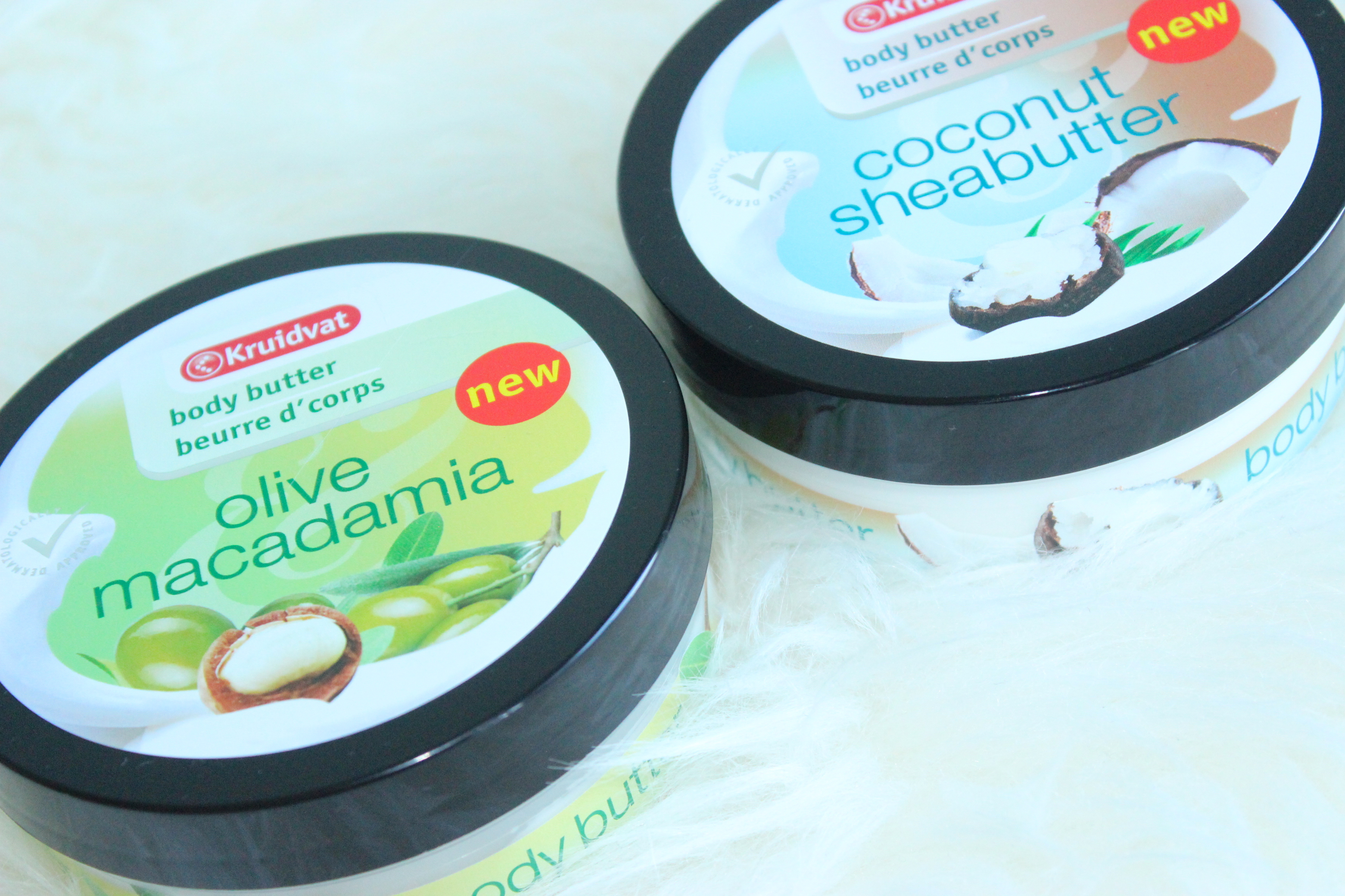 1ff4aba0a7b Kruidvat body butter review coconut sheabutter olive macadamia 3