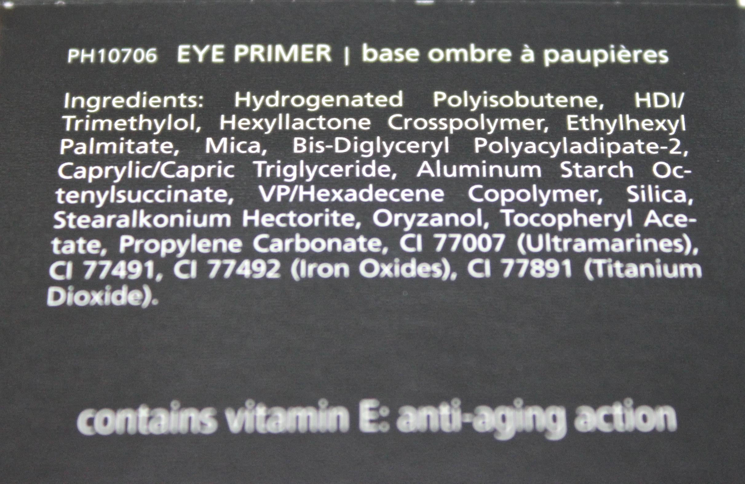 Make-up Studieo eye primer review 2