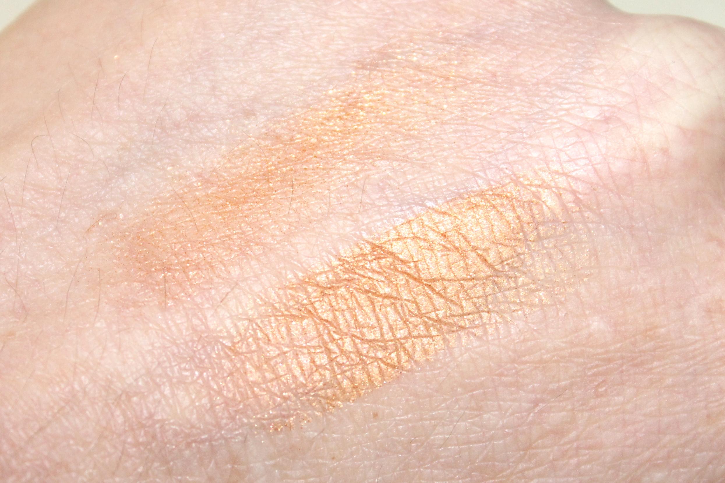 Make-up Studieo eye primer review swatch 8