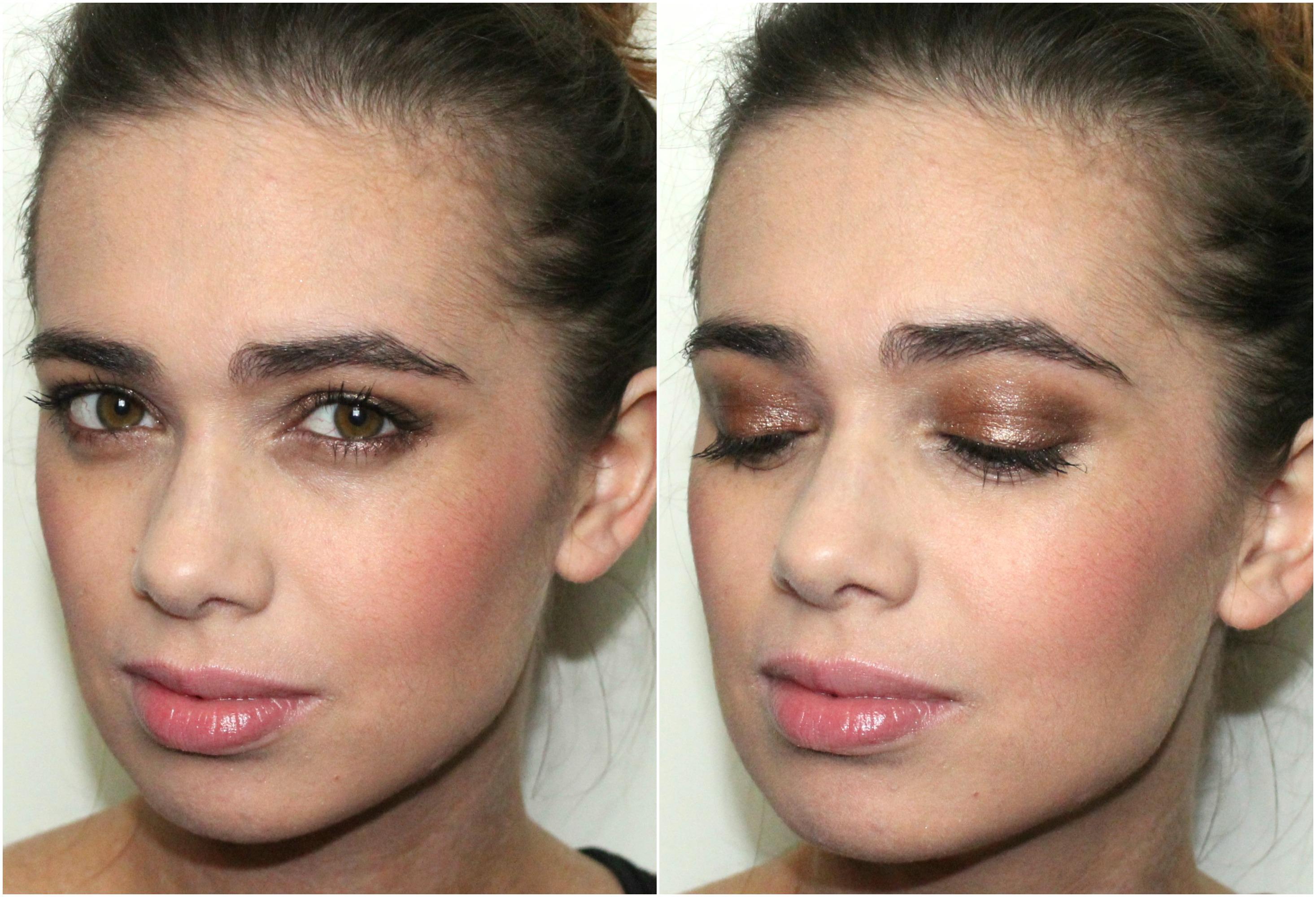 Make-up Studio eye primer Collage