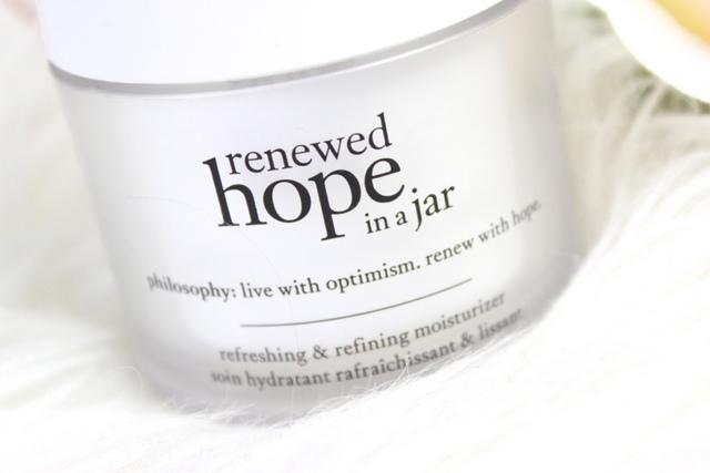 Philosophy Renewed hope in a jar review 8