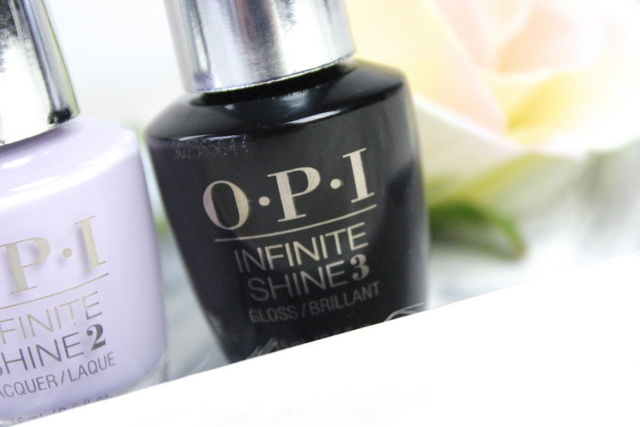 OPI Infinite shine nagellak 3 gloss review 1