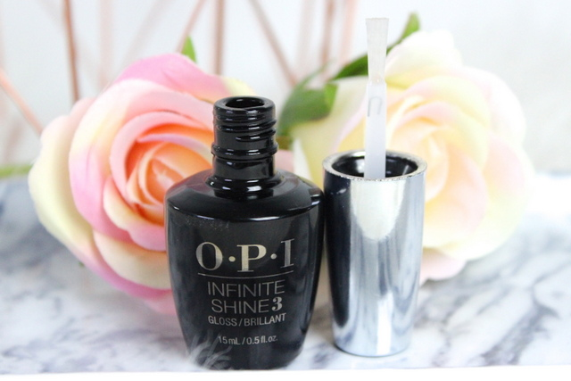 OPI Infinite shine nagellak 3 gloss review 2