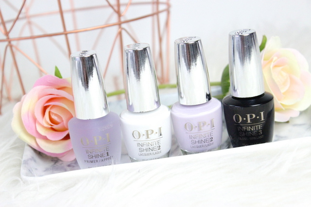 OPI Infinite shine nagellak review 1