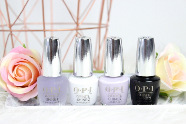 OPI Infinite shine nagellak review 2