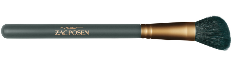 MAC Zac Posen_168 Large Angle Contour Brush
