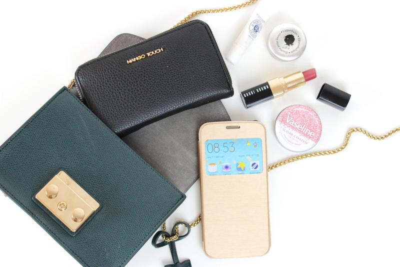 What's in my Furla bag? 1