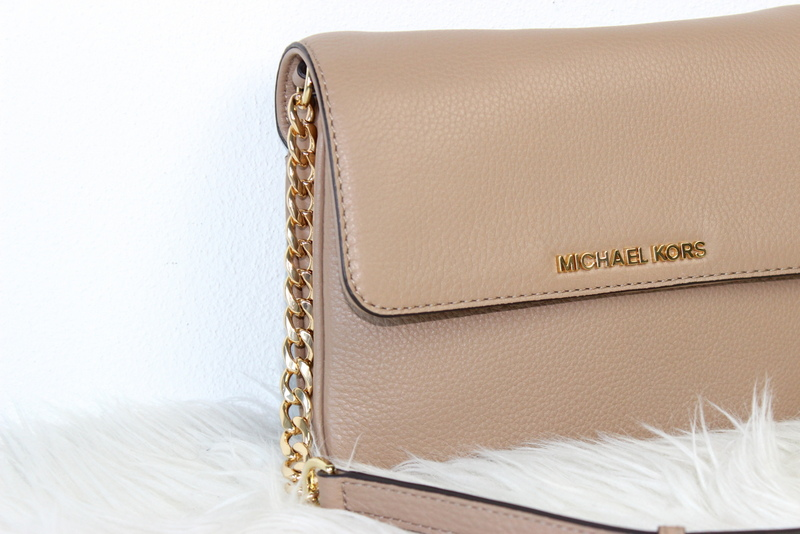 79331d4cef6 New in | Michael Kors Crossbody Bedford tas - Beautydagboek