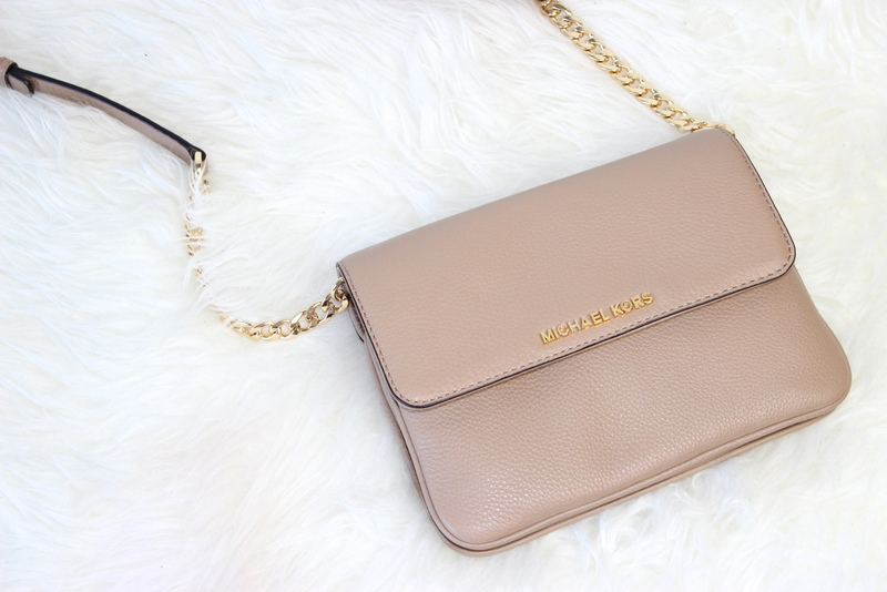 Michael Kors Crossbody bedford tas review 3