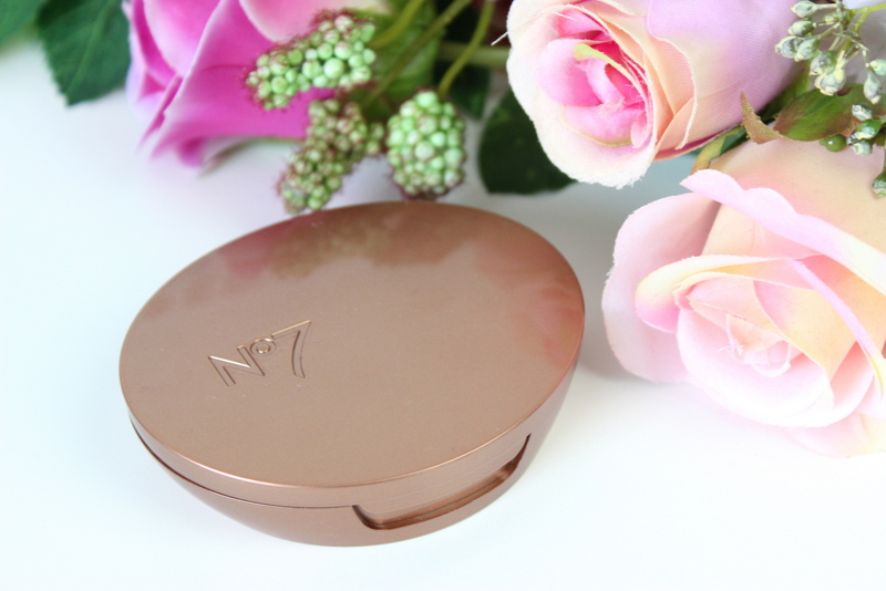 No7 Perfectly Bronzed Mosaic Bronzer review 2