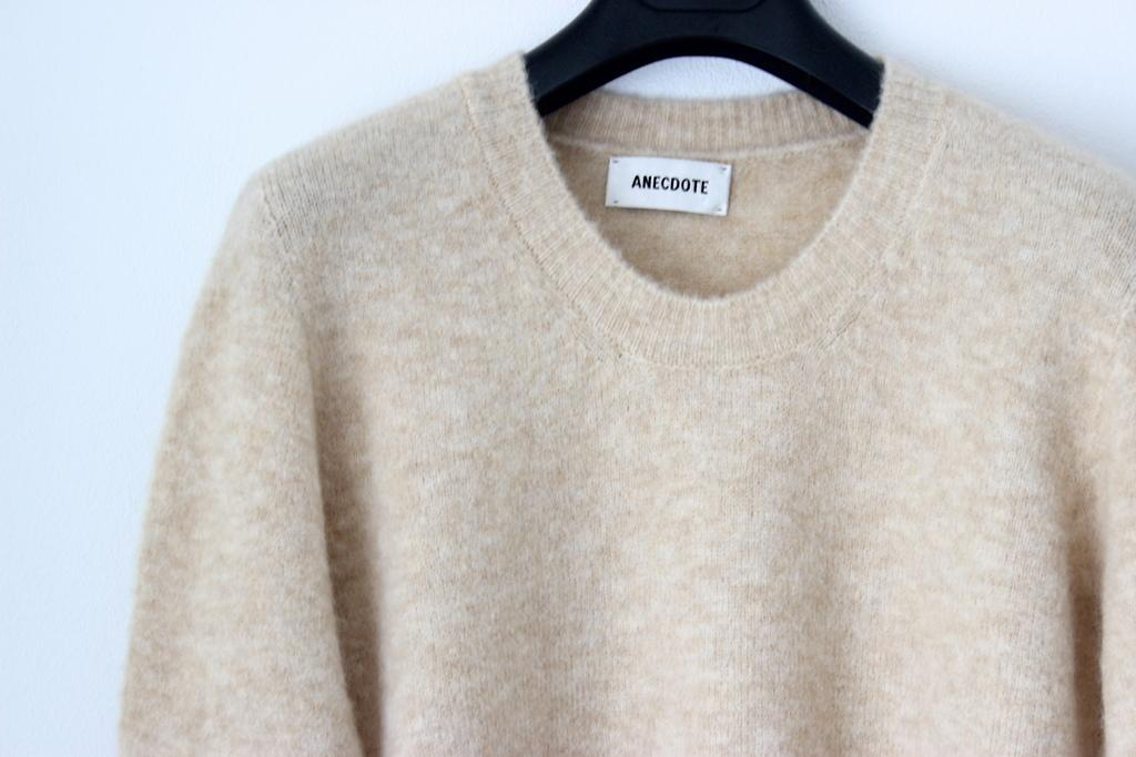Fair fashion shoplog | Filippa K, Acne Studios en Anecdote