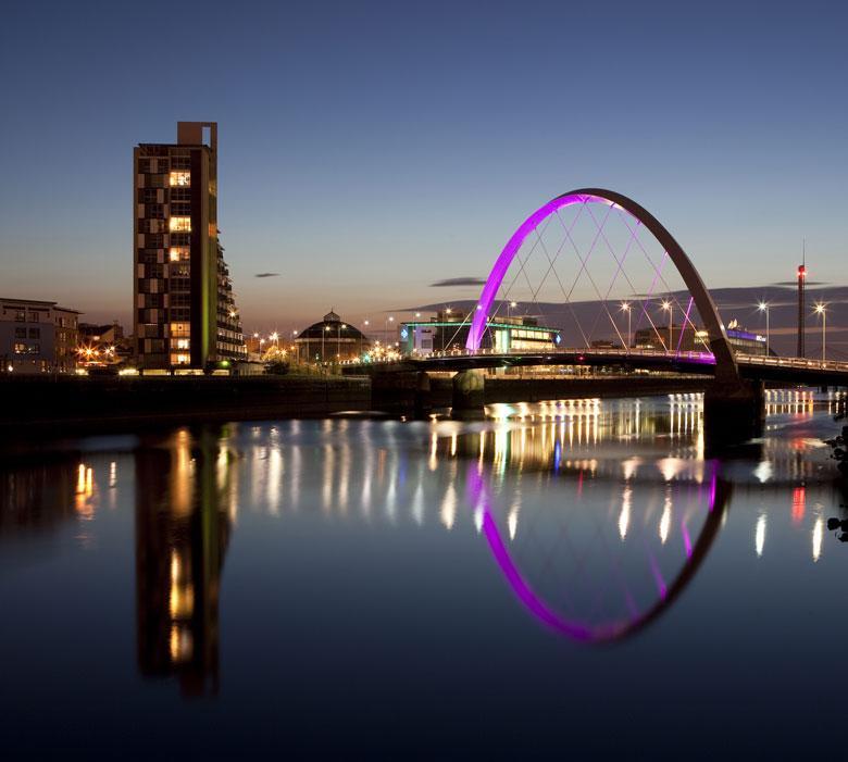 Autovakantie Schotland Glasgow