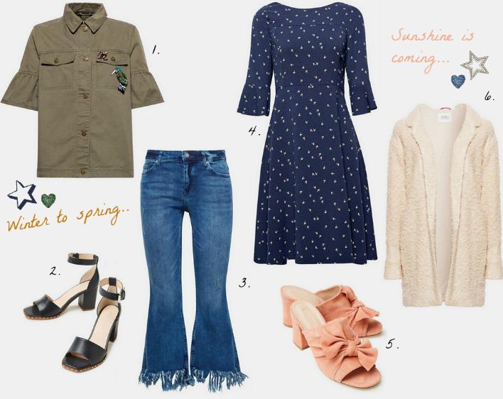 Esprit lente outfit