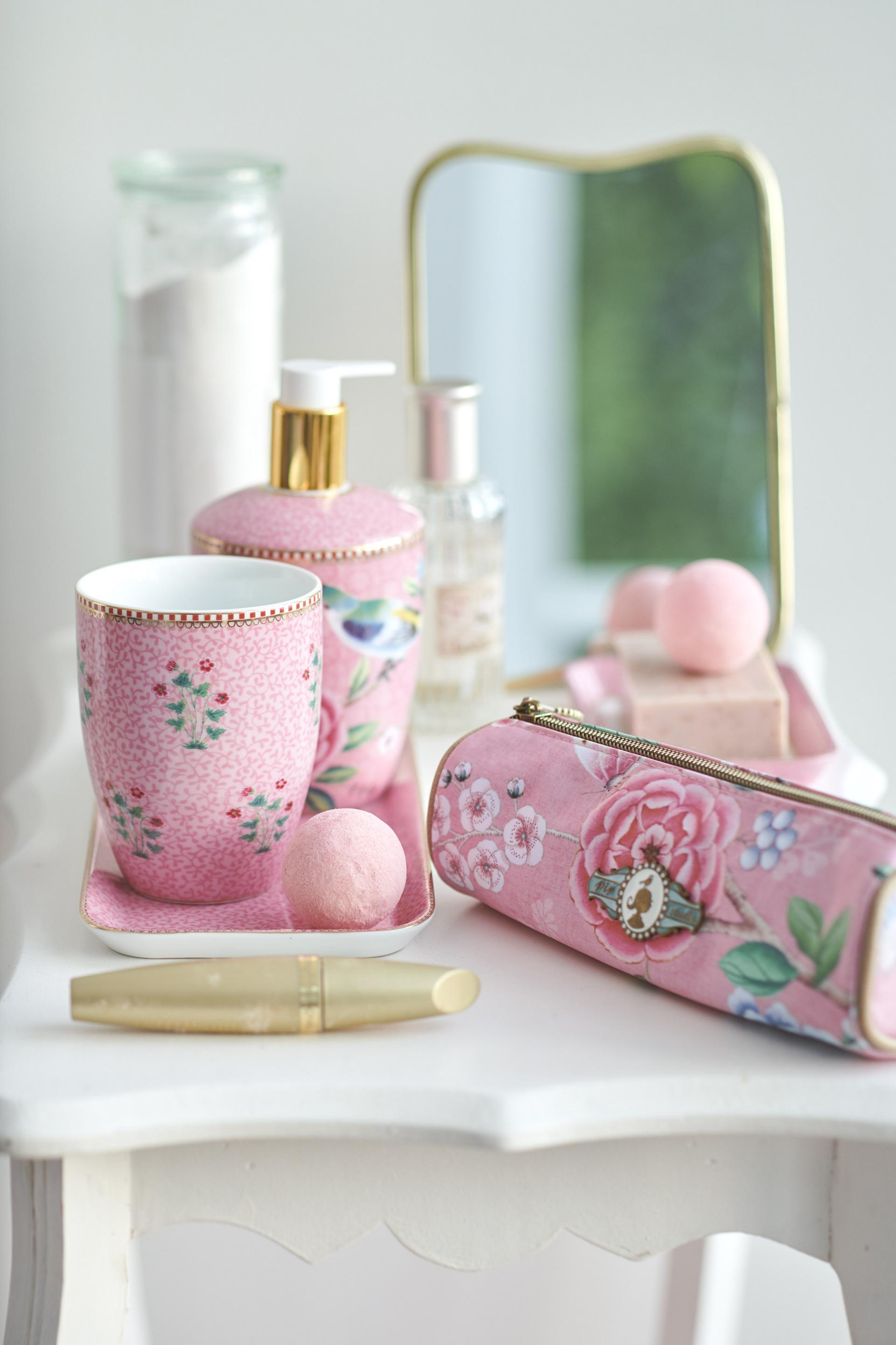 Pip Studio Good morning Floral Pink