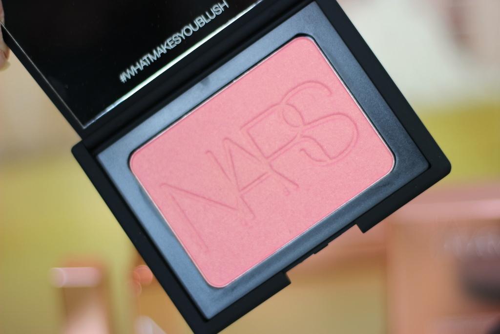 NARS limited edition Orgasm blush