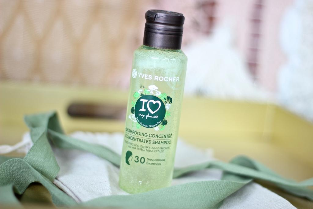 Yves Rocher I love my Planet geconcentreerde shampoo