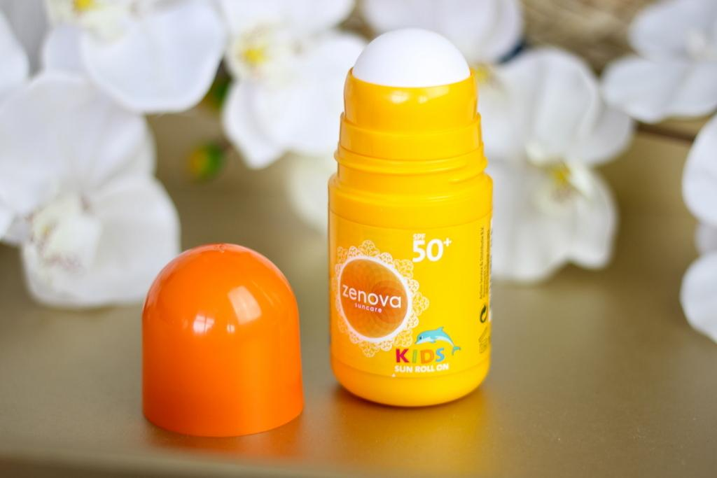 Zenova Kids Sun Roll-On SPF 50+