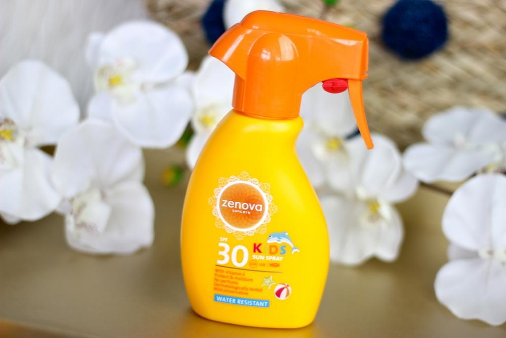 Zenova Kids Sun Spray SPF 30