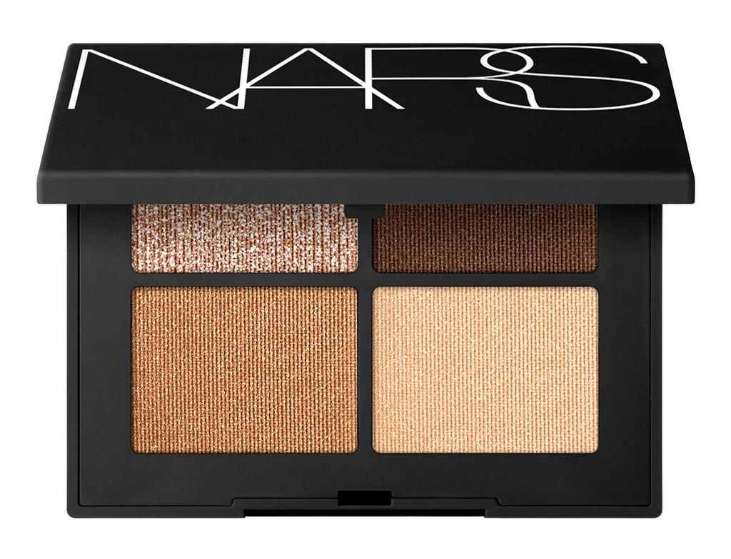 NARS Fall 2018 Color collection Mojave Quad Eyeshadow