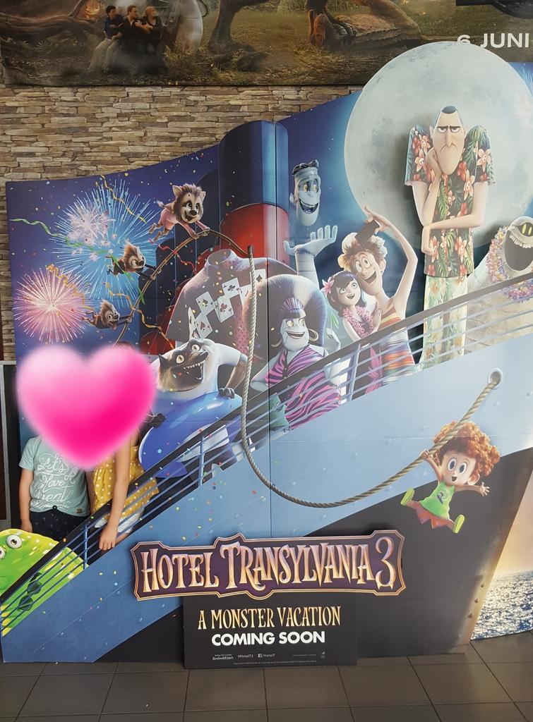 Hotel Transylvania 3 bioscoopfilm