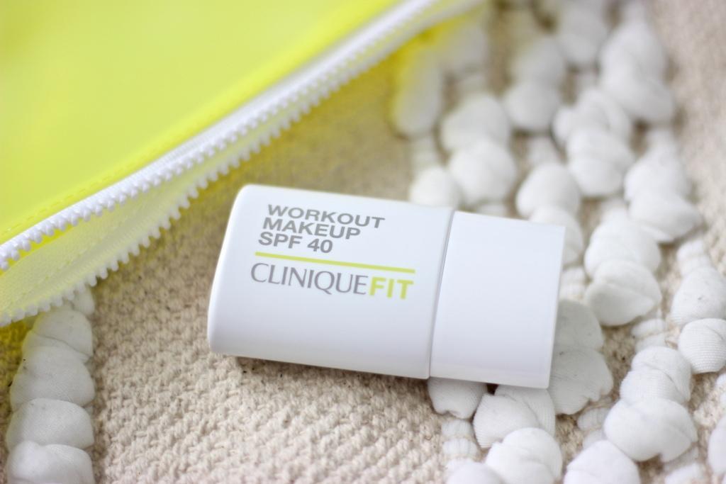 Clinique CliniqueFit Workout Make-up SPF 40