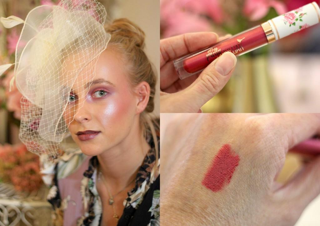 Pretty Vulgar make-up event