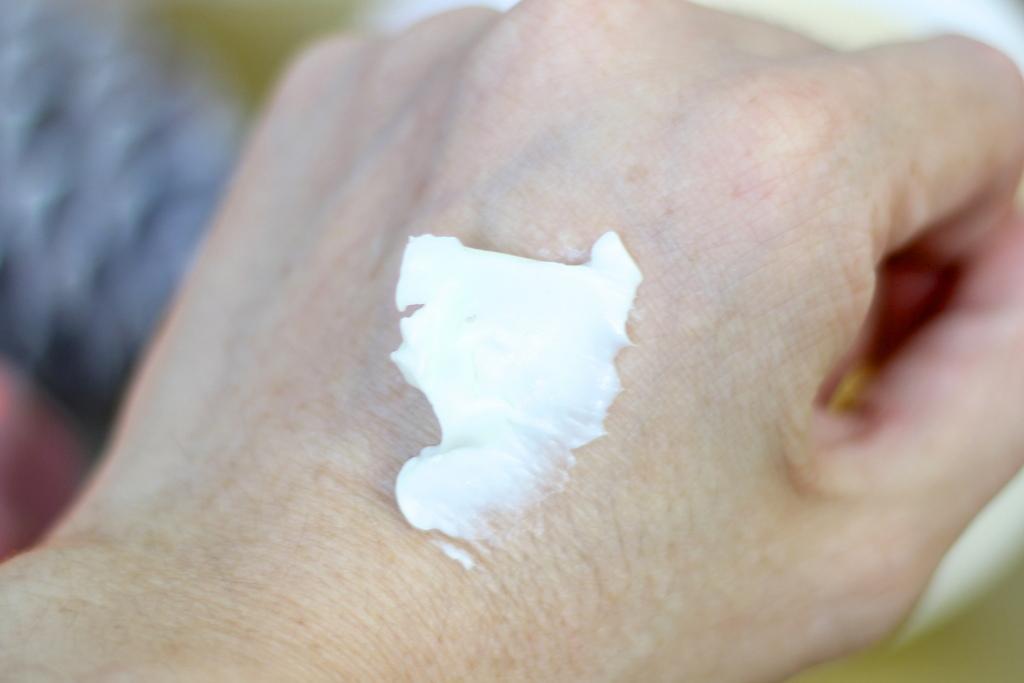 Dr. Organic Shea Butter body butter review