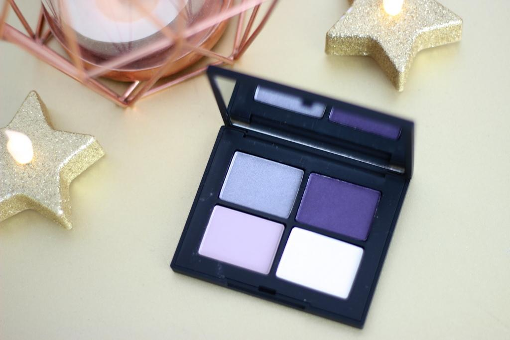 NARS Quad Eyeshadow Pulp Fiction review