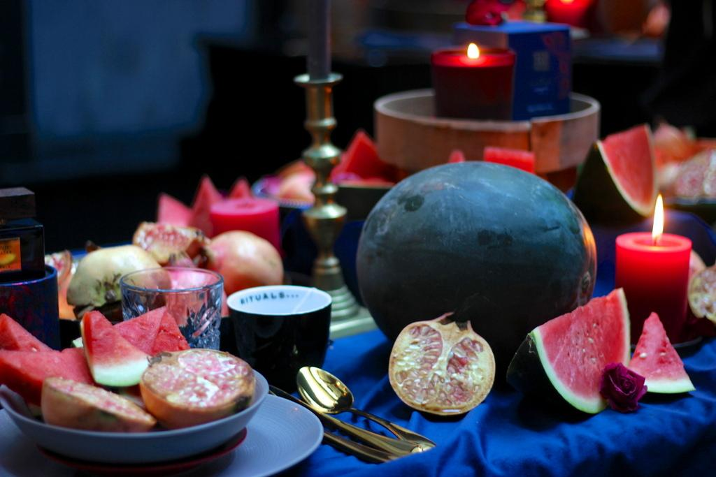 Rituals The Ritual of Yalda persevent