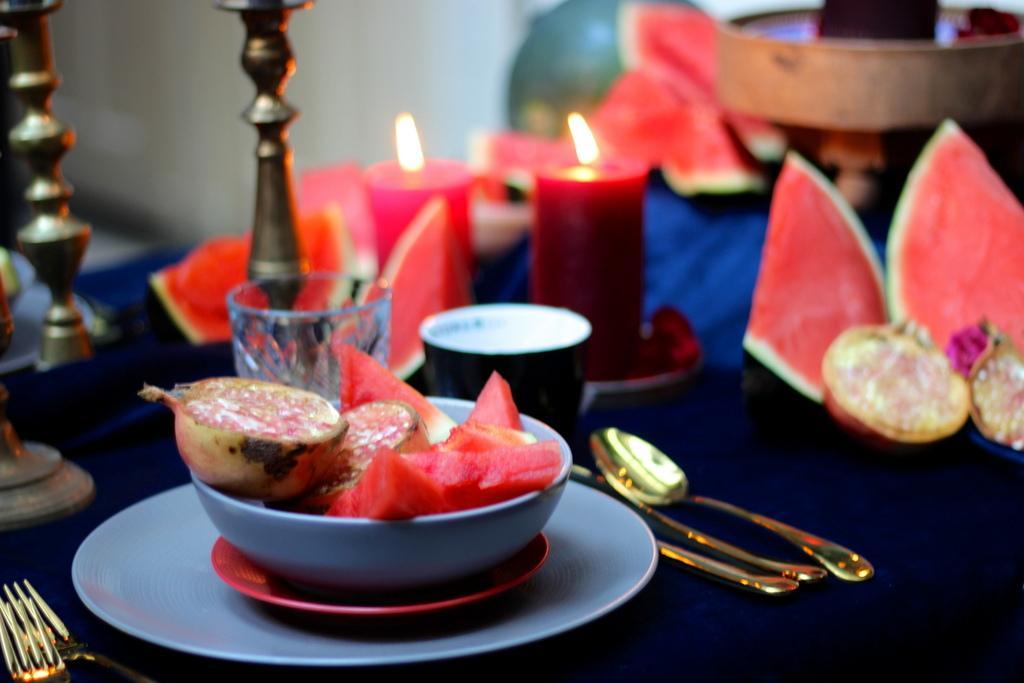 Rituals The Ritual of Yalda persevent