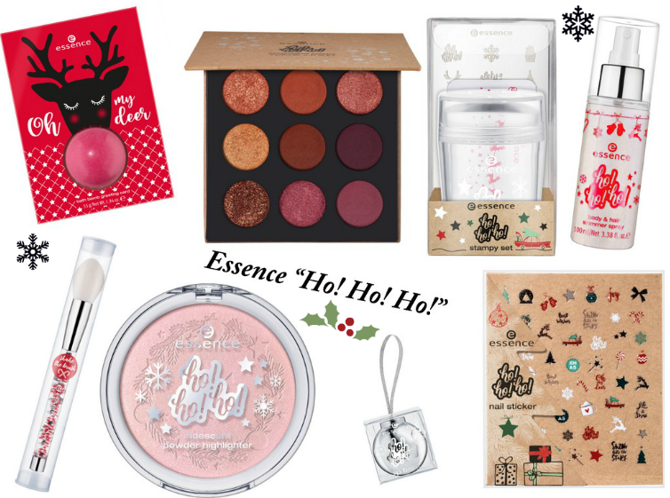 Essence trend edition Ho! Ho! Ho!