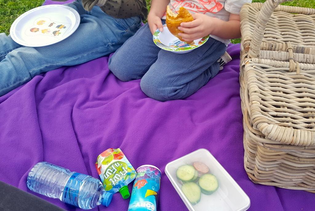 Fotodagboek Beautydagboek picknicken