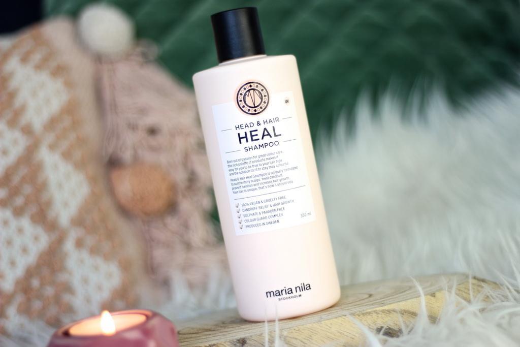 Maria Nila Head & Hair Heal shampoo review