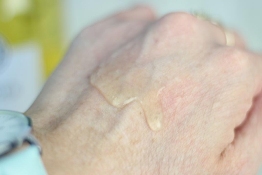 Maria Nila handzeep Ginger review