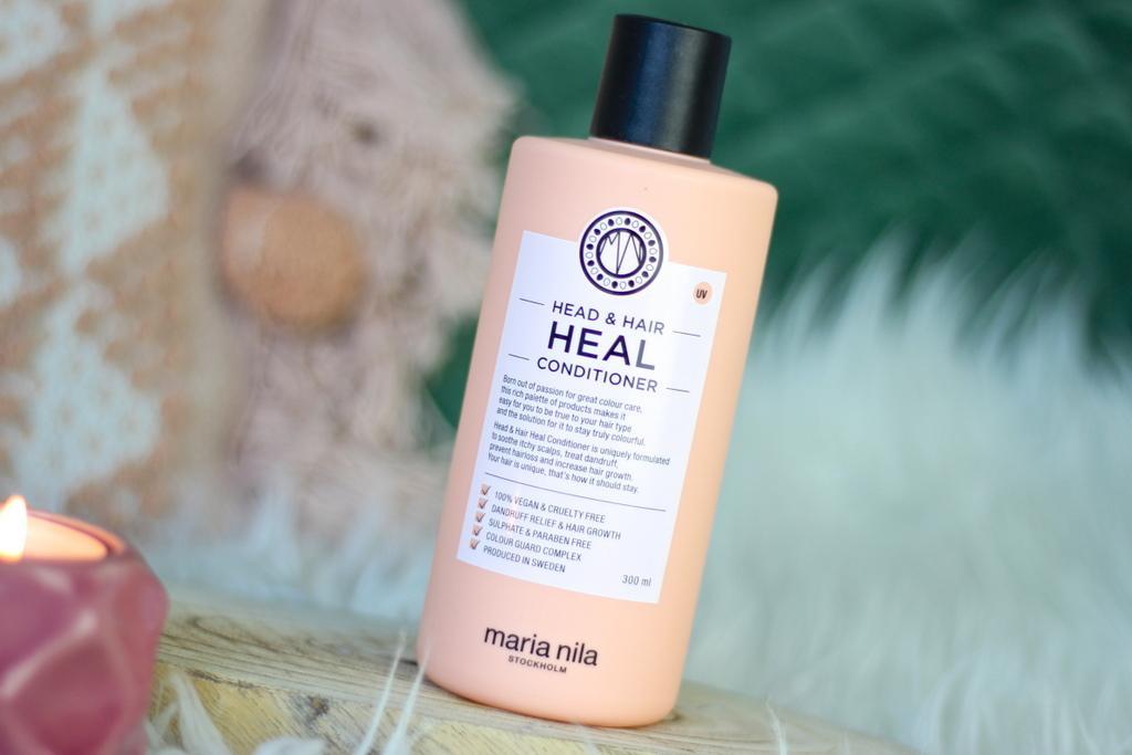 Maria Nila Head & Hair Heal conditioner review