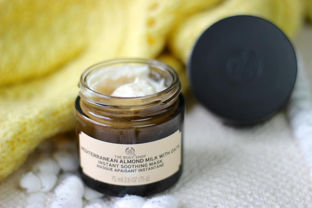 The Body Shop Instant Soothing Mask