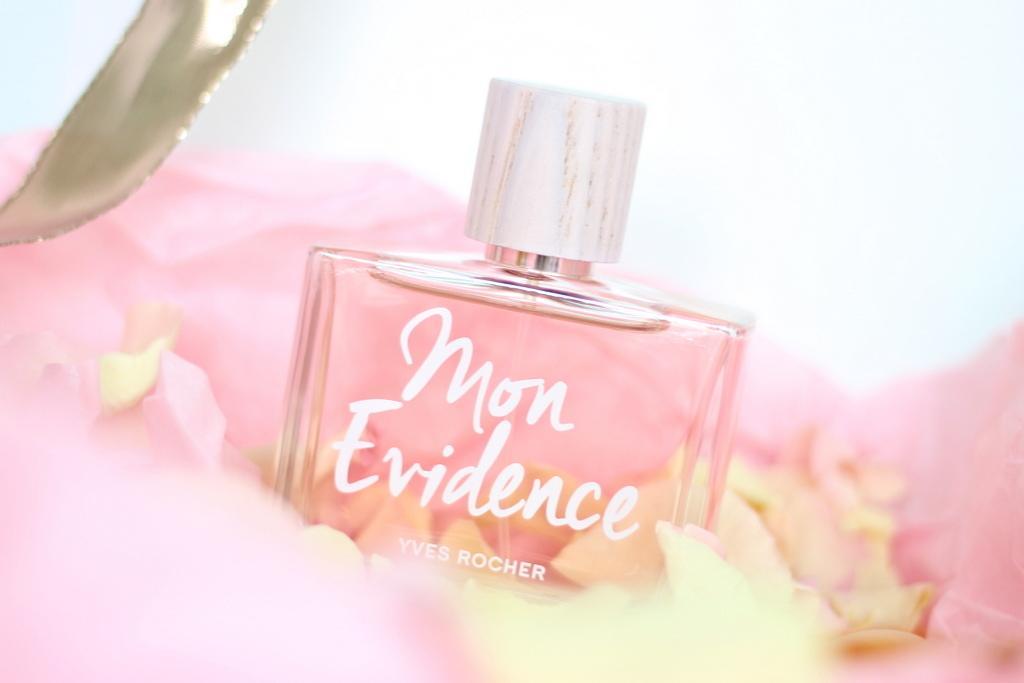 Yves Rocher Mon Evidence L'eau de parfum review