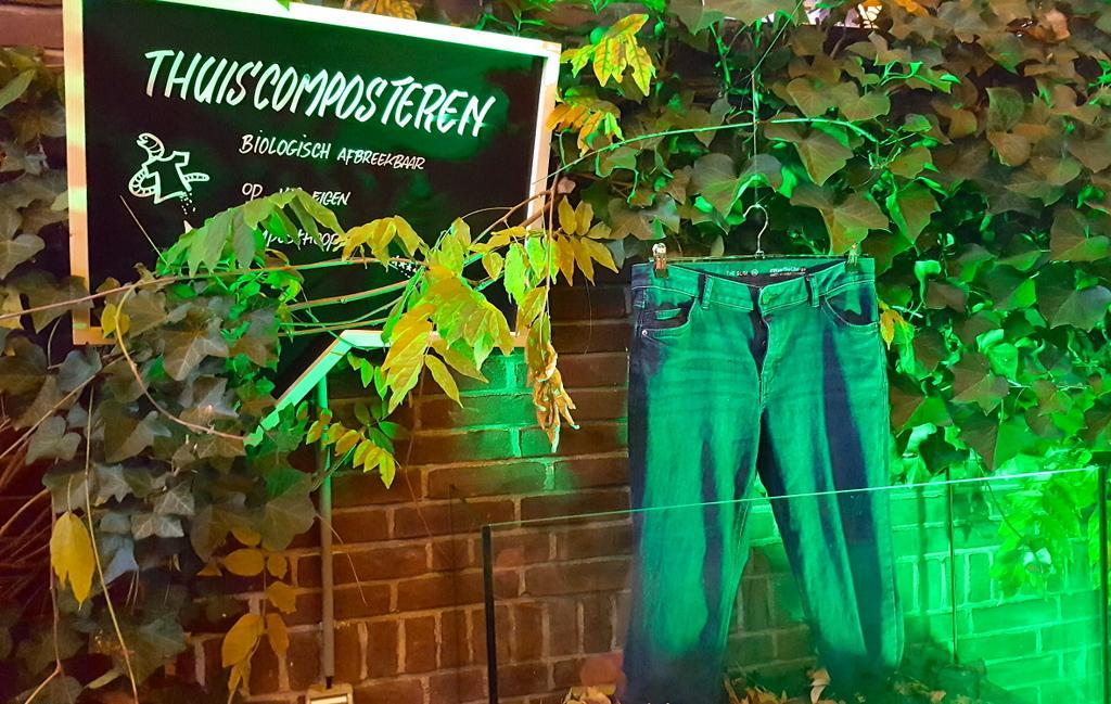 C&A duurzame jeans sustainable C2C denim