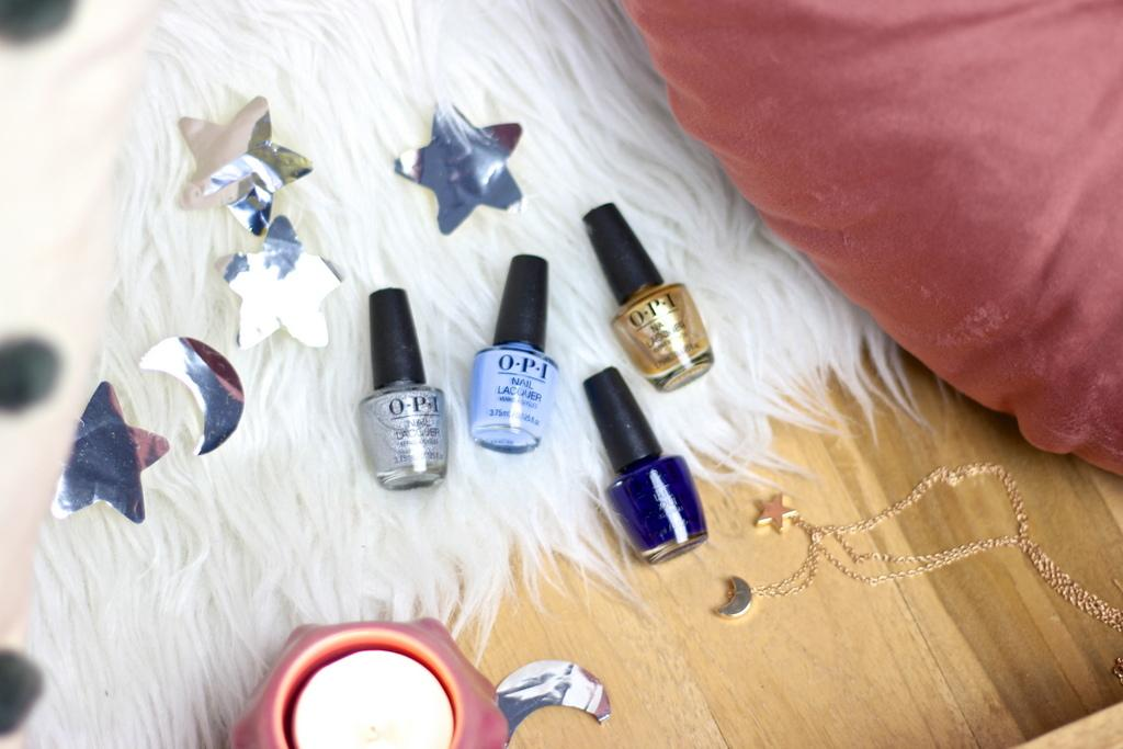OPI & Disney The Nutcracker and the Four Realms collectie review