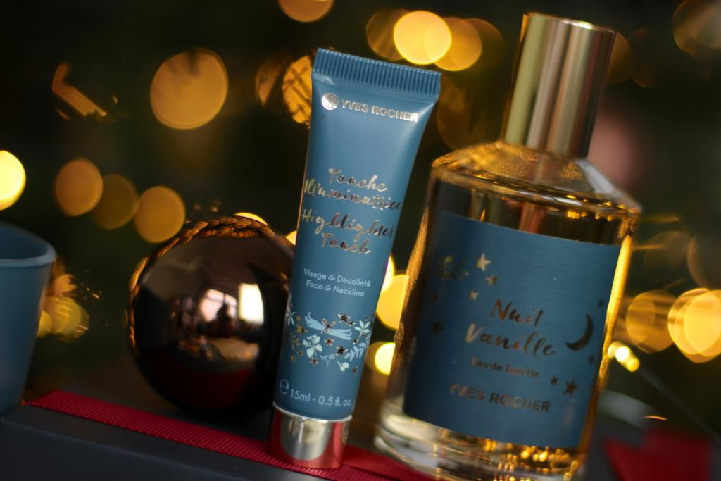 Yves Rocher Nuit Vanille collectie review